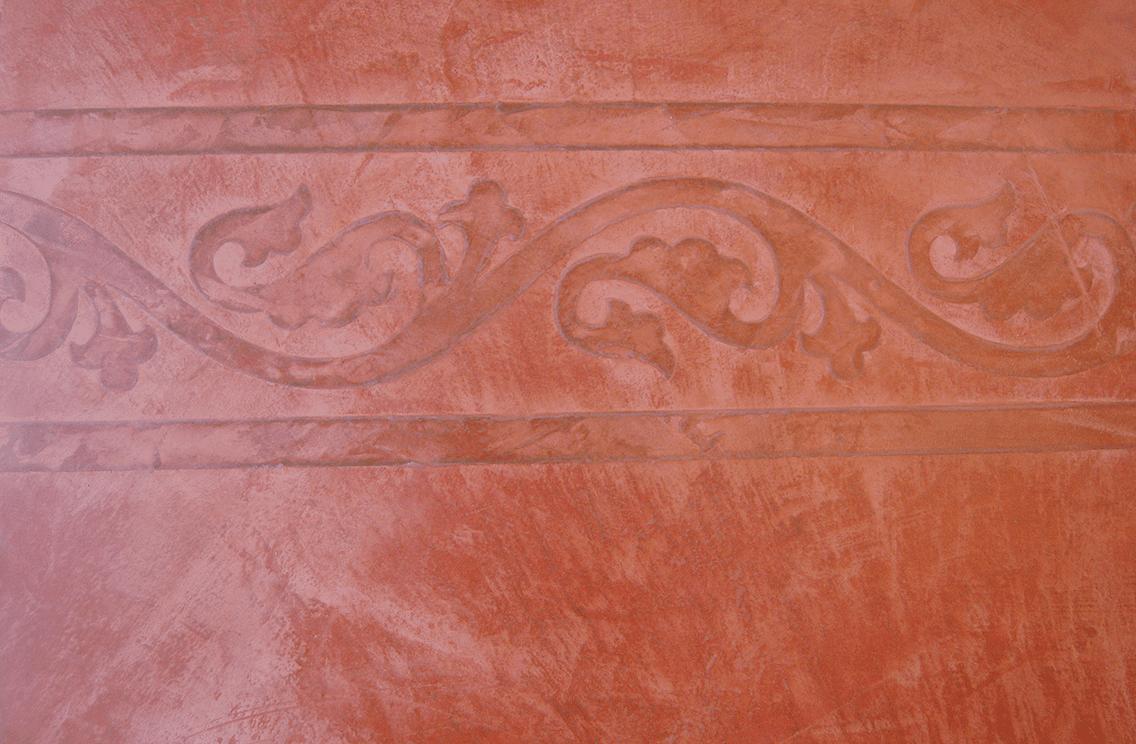 Decorative Concrete Floor Finish - Paintscape Designs Inc.